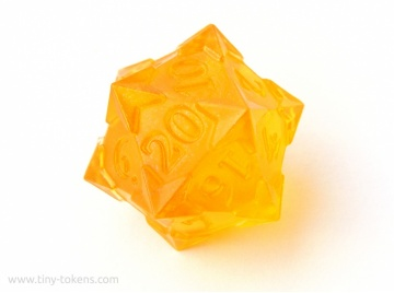 tinytokens_resincast_starry_d20_yellow-shimmerup_01