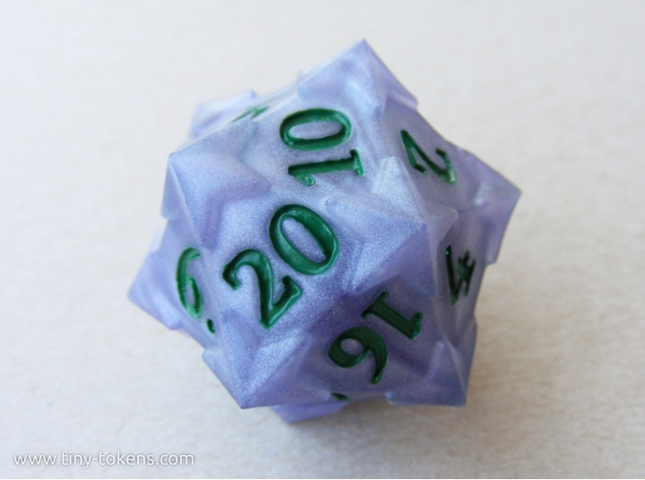 tinytokens_resincast_starry_d20_halloween_purple_01_green